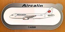 AIRCALIN, Airbus A320 Sticker, High Quality Print, new, HIGHLY RARE !!!
