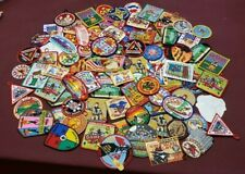 Boy Scout Giant Patch Lot #3 - see all pictures OA, Camp, CSP, Activity