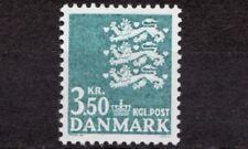 Denmark 1982 Mi 762 Definitive Coat of Arms MNH