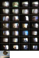 8 mm Film-Privat 1981 USA New Yersy,Straßen,Stadt,Gebäude u.a.Antique film