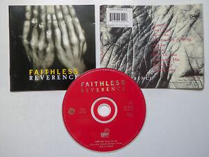 FAITHLESS <  Reference  > VG (CD)