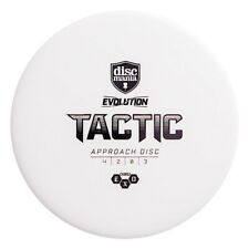 Discmania Evolution Tactic Hard Exo Approach Disc Sweet Spot Disc Golf