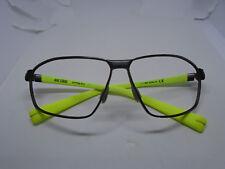 e8daef53e1ec Nike Stride EV0708 973 Bk Yellow 61-15-145 Sunglasses Eyeglass Frames NO  LENSES