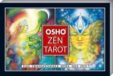 Osho Zen Tarot von Ma Deva Padma (1995, Taschenbuch)