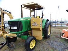 2006 JOHN DEERE 6420 TRACTOR WITH BOOM MOWER - 511951