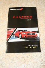 2012 12  Dodge Charger User Guide  Owners Manual