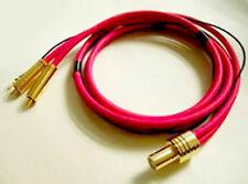 JELCO TONEARM CABLE SA 750D FOR SME LINN LP12 STRAIGHT