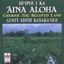 Hiipoi I Ka Aina Aloha * by Aunty Edith Kanakaole (CD, Apr-2003, Hula Records)