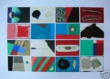 Walter Fusi Acrilici su cartoncino cm 60 x 80 WF005