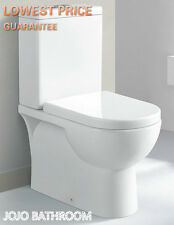Brand New Back to Wall Toilet Suite Suitable for S/P Trap
