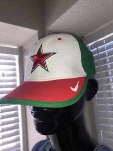 NWT DALLAS COWBOYS MEXICO Star Vapor NIKE Dri Fit Gym Game Running Cap Hat