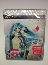 Hatsune Miku Project Diva F2nd Playstation 3 PS3 Japan Import SEGA