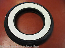 VESPA PX 125 150 200 MITAS / SAVA WHITE WALL RACE SOFT TYRE 350 X 10 MC18 51P