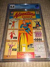 1962 DC Adventure Comics #300 CGC 4.5 1st Legion of Super-Heroes Key