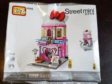LOZ Mini Bricks Mini Street Cat Kitty Cosmetic Shop No.1629 New with box*
