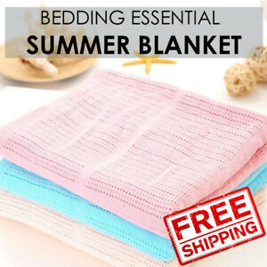 SOL Summer Blanket. Available in 2 sizes and various colours