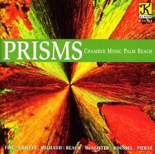 Chamber Music Palm Beach - Prisms [New CD]