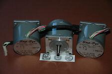 LOTE 3 MOTORES PASO A PASO SANYO DENKI   PAP CNC 3D PRINTER ...103-770-1 NEMA 23