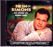 Hein Simons-Ich Schenk Dir Meine Liebe cd album