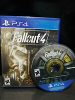 Fallout 4 Sony PlayStation 4 PS4 Video Game