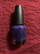 Opi Nail Polish Lacquer ~Do You Have This Color In Stockholm? Nl N47 0.5 oz New