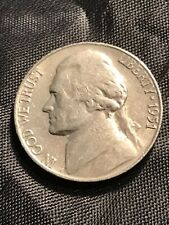 1951 S Jefferson Nickel - 15% off 5+