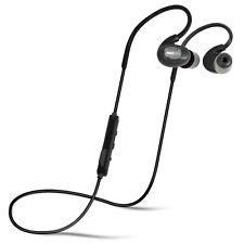 ISOtunes PRO Bluetooth Earplug Headphones, 27 NRR, 10 Hr Battery (Matte Black)