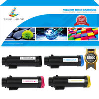 4 PACK Compatible Toner Cartridge for Xerox Phaser 6510 WorkCentre 6515 dn dni