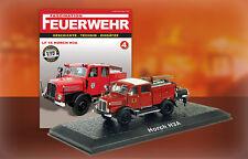 Camion Pompieri TLF 15 HORCH H3A -  Feuerwehr Bomberos DIE CAST 1:72