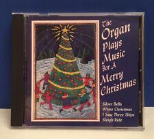 The Organ Plays Music For A Merry Christmas-Wurlitzer Organs/Dixon/Leibert
