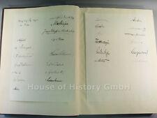 DEUTSCHLANDS GEGNER IM WELTKRIEGE, OU: Hindenburg, Mackensen, Ludendorff, Scheer