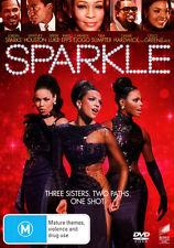 Sparkle (2012) NEW DVD (Region 4 Australia) Whitney Houston Jordin Sparks