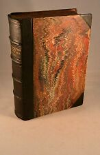 FOREST LIFE and FOREST TREES Maine 1851 and A VOYAGE AROUNd THE WORLD 1852