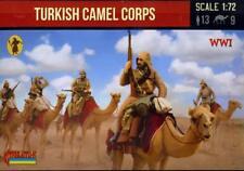 Strelets Models 1/72 TURKISH WORLD WAR I CAMEL CORPS Mounted Figure Set