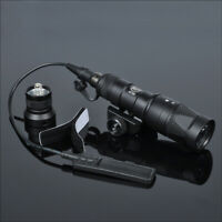 M300V Tactical Flashlight Rifle Scout Light Constant Strobe Momentary Output