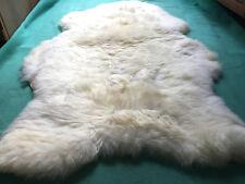 Peau De Mouton, D'agneau Tapis Fourrure Décoration Eco fourrure comme