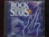 Rock Super Stars Vol 2, Various, Audio CD, Good, FREE & FAST Delivery