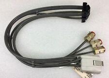 FOXBORO C0130QX PNEUMATIC PLUG ASSEMBLY FOR MODEL 123FE RECORDER NEW NO BOX