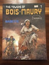 The Towers of Bois Maury 1 Babette Graphic Novel Medieval Hermann  7