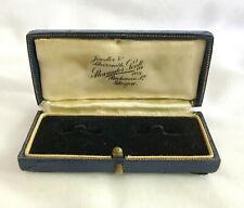 Antique Earring Box from Alexander Scott Ltd, Glasgow