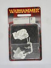 Warhammer Fantasy Metal WARHAMMER WORLD EXCLUSIVE JOSEPH BUGMAN IN BLISTER
