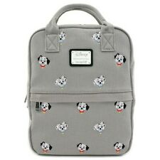 Loungefly x Disney 101 Dalmatians Embroidered Canvas Backpack Brand New tags NWT