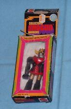 """vintage Shogun Warriors 3"""" GRANDIZER in box Collector's Mattel"""