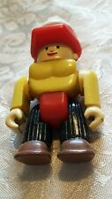 Screw Head Man RED HAT 1997 Soma Replacement EUC Toy Pre-School