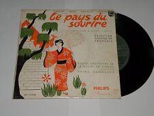 45 tours  LE PAYS DU SOURIRE  PHILIPS 432.092 NE