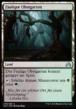 4 Foul Orchard / Fauliger Obstgarten (mint, Schatten über Innistrad, deutsch)