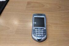 RARE BlackBerry 7100t-Argento Grigio (Sbloccato) Smartphone oggetto da collezione 7100