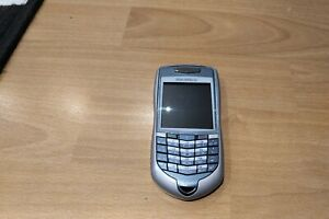 RARE BlackBerry 7100t - Silver grey (Unlocked) Smartphone collectors item 7100