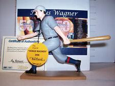 2008 HARTLAND HONUS WAGNER PITTSBURGH PIRATES FIGURINE STATUE MINT 102 OF 200