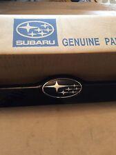 Nuevo genuino Subaru Impreza STI/WRX Trasero sin llave del portón trasero guarnición 2007-08 Gris
